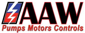 AAW - electric motor, pumps, controls,  services and sales
